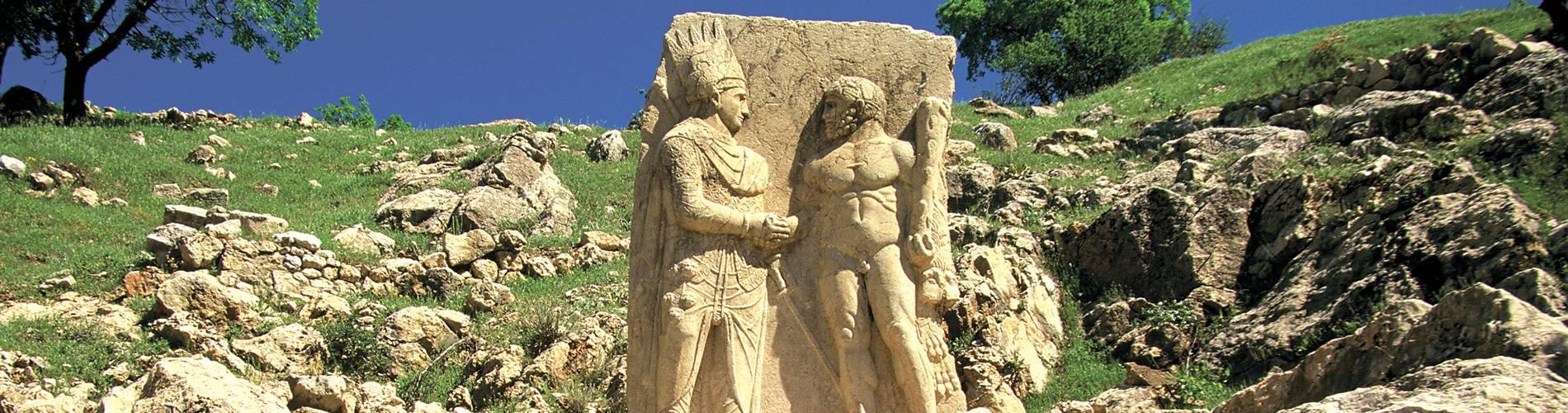 Arsameia Ören Yeri Kamp Yeri