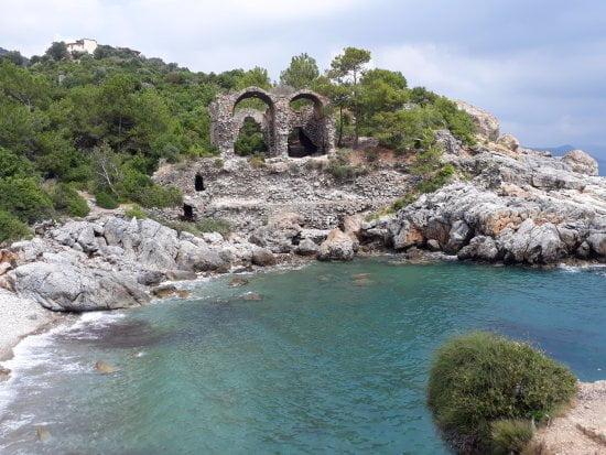Aytap Antik Kenti Kamp Alanı, Alanya