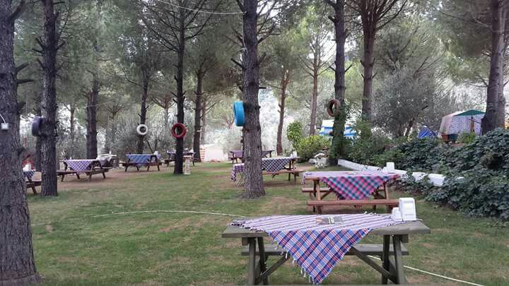 İnek Obası Çadır Kamp (kazdağları)