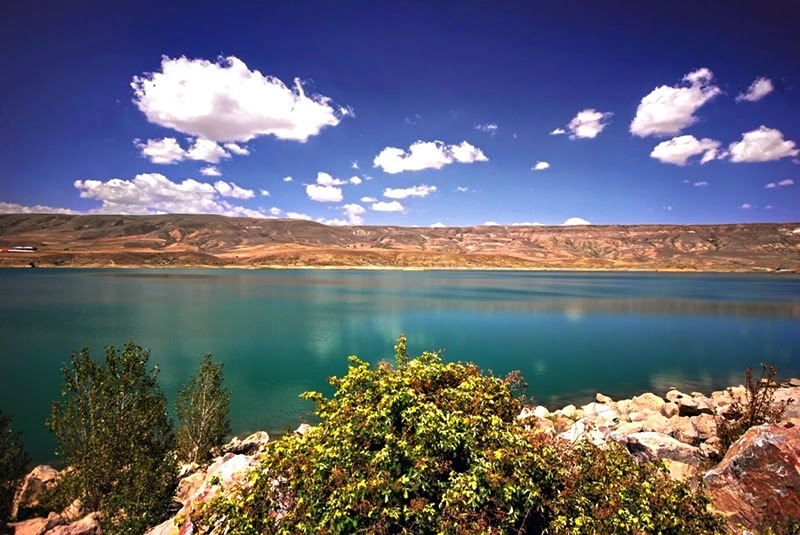 Yeşilhisar Kovalı Göleti