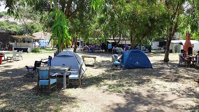 Alaçaltı Kamp Yeri