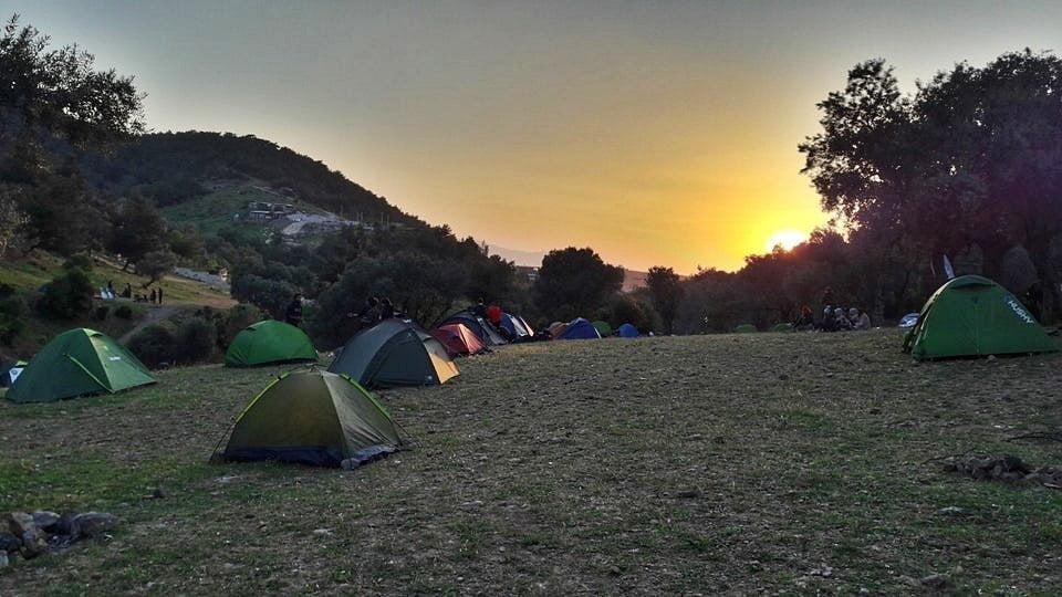 Kaynaklar Kamp Alanı