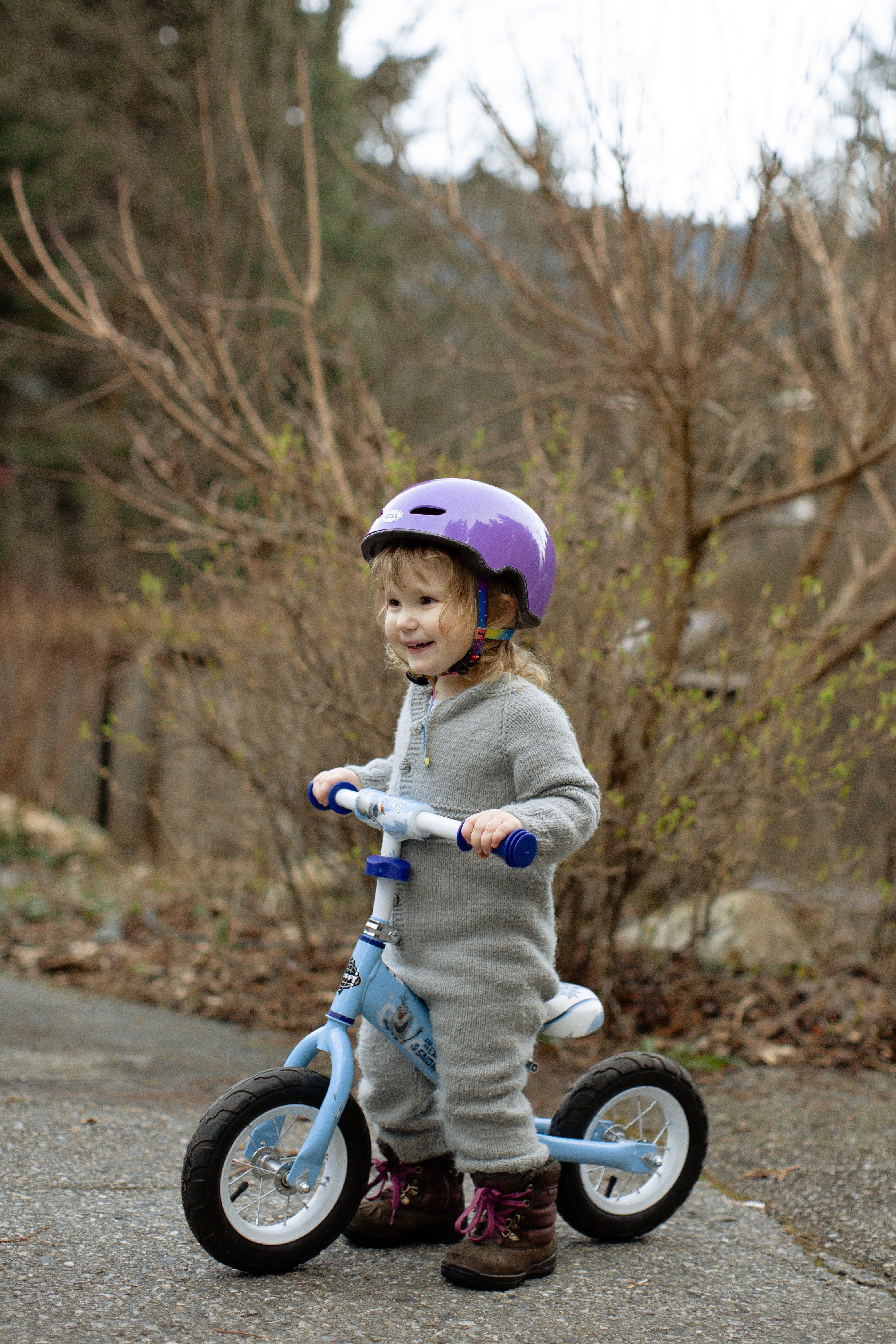 pexels tatiana syrikova 3932845 - Bisiklete Binmek Daha Etkili Nasıl Öğretilir ?