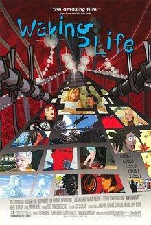 Waking Life Poster - GAYE SU AKYOL - SANATİK