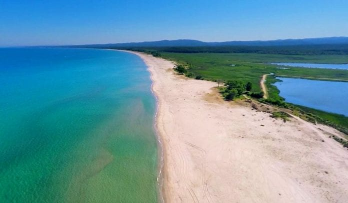 Igneada Plaji Ulasim - İğneada Plajı