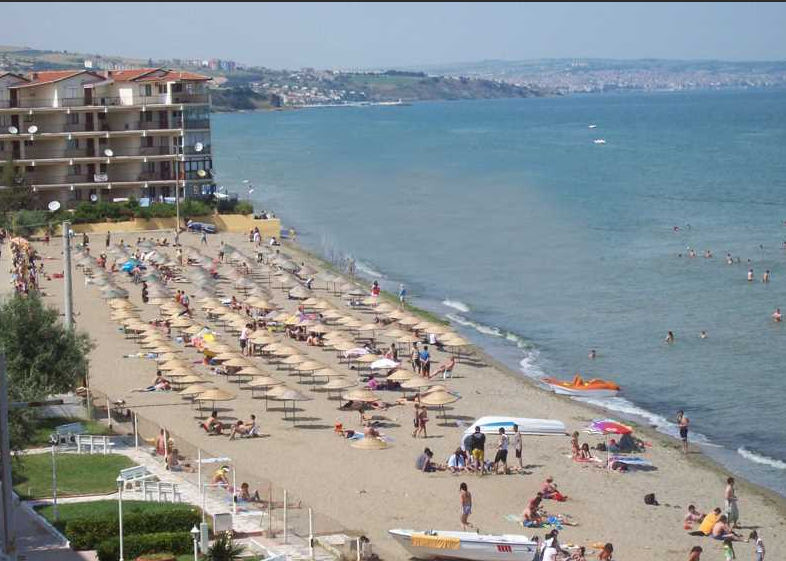 kumbag plaji ulasim 1 - Kumbağ Plajı