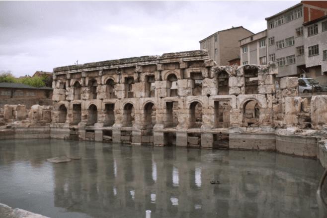 Basilica Therma - Basilica Therma